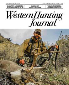Western Hunting Journal, Sneak Peak