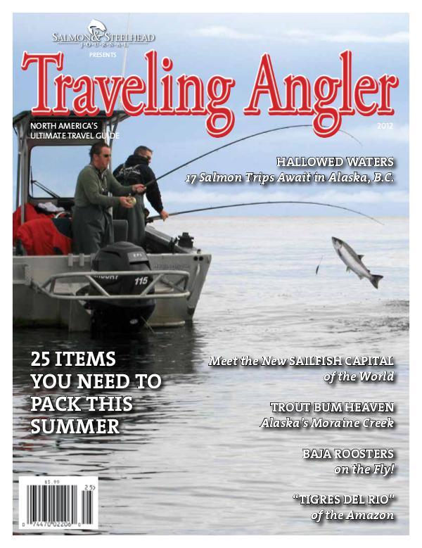 Traveling Angler 2011 TA_2012