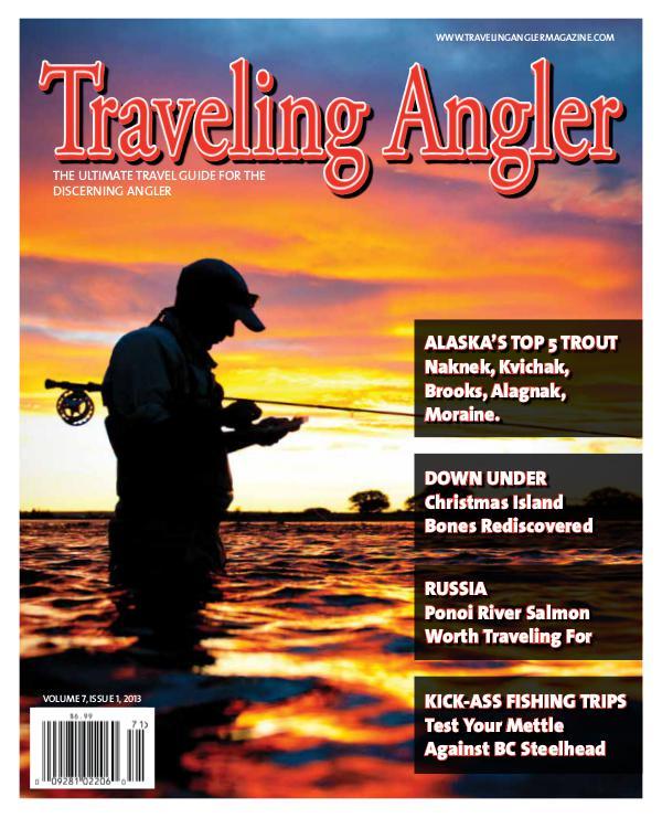 Traveling Angler 2011 TA_2013_1