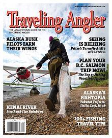 Traveling Angler 2011