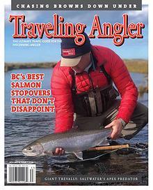 Traveling Angler 2018