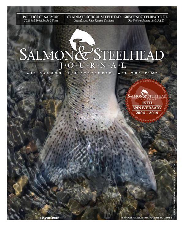 Salmon & Steelhead Journal Feb-March 2019 ssj161