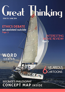 Great Thinking Issue 1