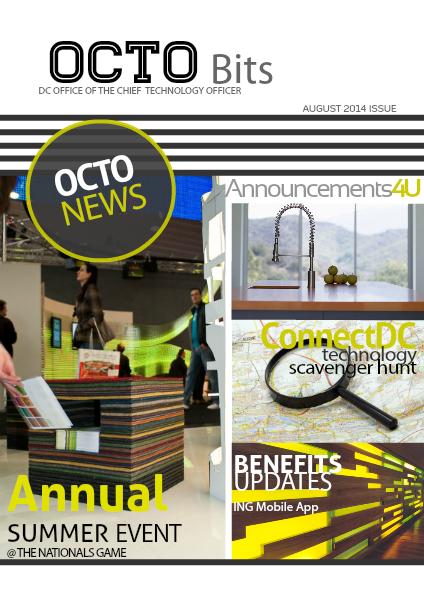 OCTO BITS Vol. I June 2014