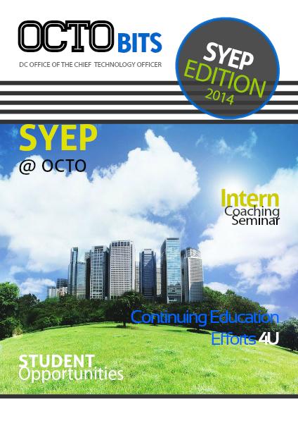 OCTO BITS SYEP Edition