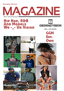 Grindaz Vision Magazine