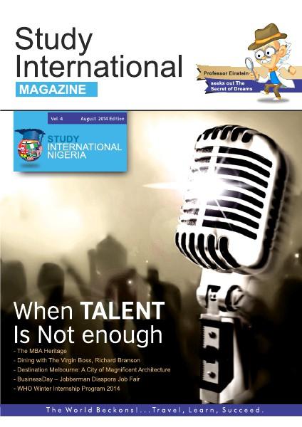Study International Volume 4