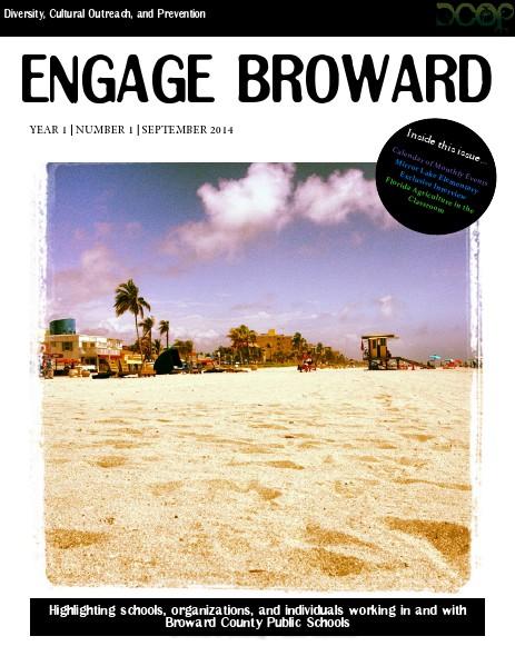 ENGAGE BROWARD 2014 September 2014