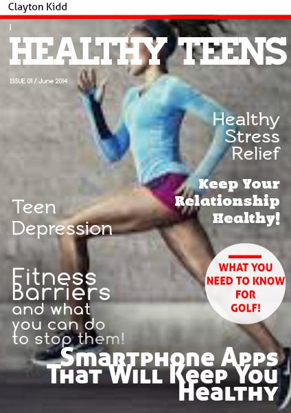 Healthy Teens Jun. 2014