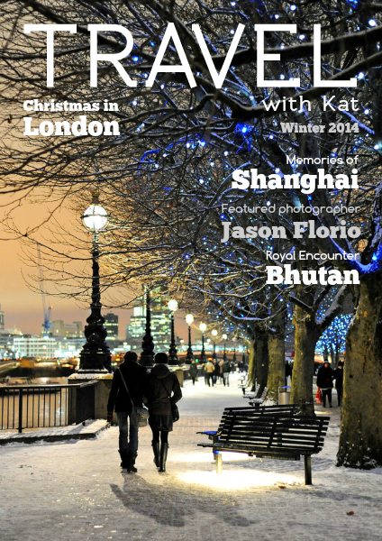 TRAVEL with Kat Winter 2014