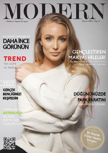 Modern Dergi Kasım 2014