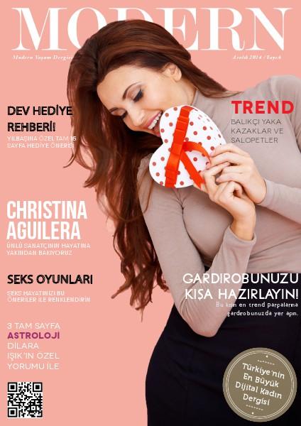 Modern Dergi Aralık 2014