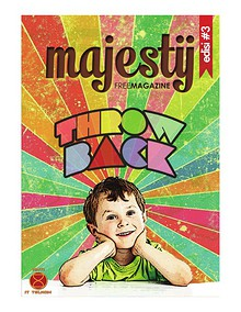 Majesty Magazine 3rd Edition : Throwback
