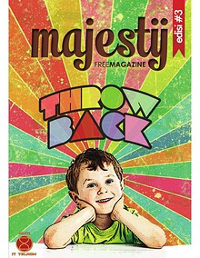 Majesty Magazine 3rd Edition