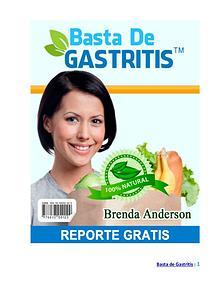 BASTA DE GASTRITIS PDF GRATIS