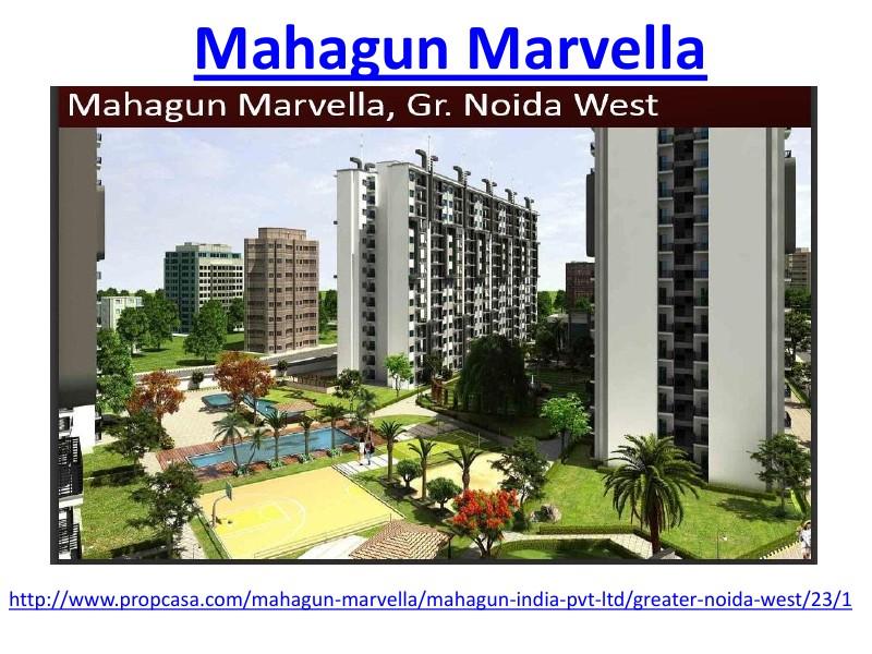 Mahagun Marvella 1
