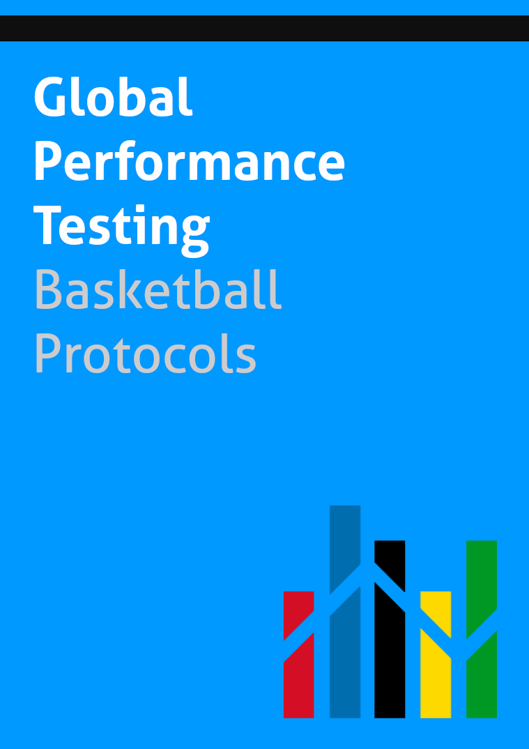Global Performance Testing   Sport Specific Protocols Basketball 1st Edition