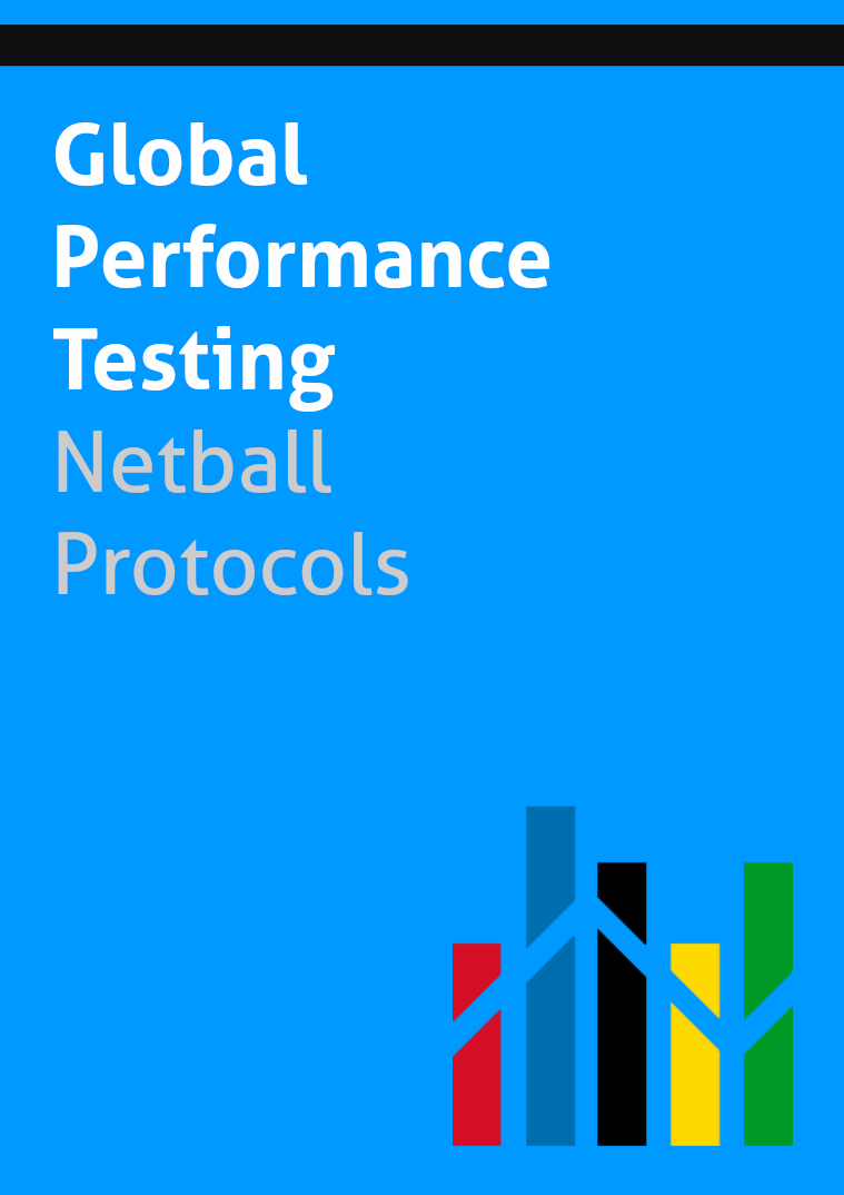 Global Performance Testing   Sport Specific Protocols Netball 1st Edition