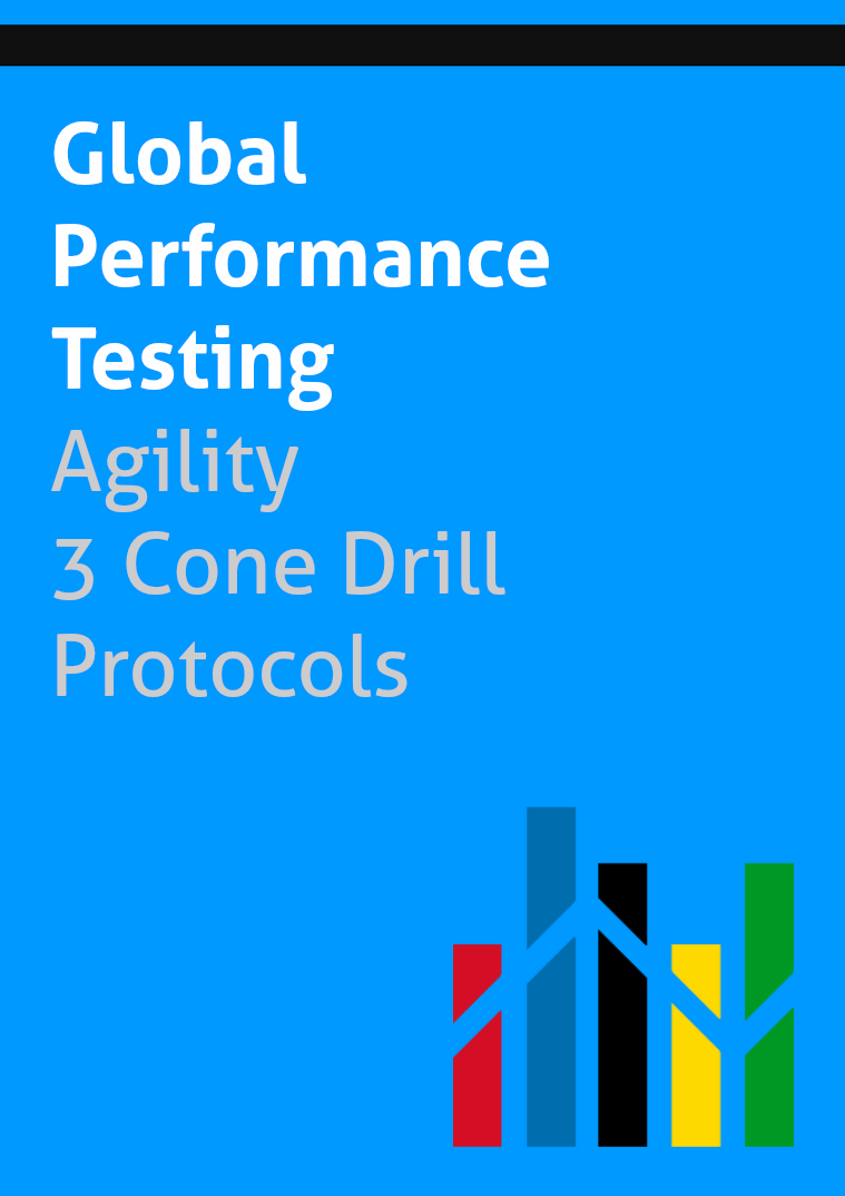 Global Performance Testing - Protocols 3 Cone Drill | Joomag Newsstand