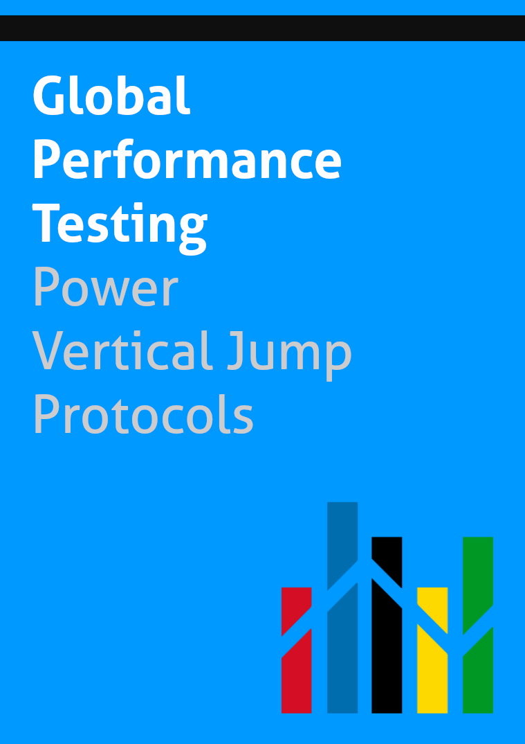 Global Performance Testing - Protocols Vertical Jump