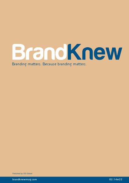 BrandKnew September 2013 Feb 2014