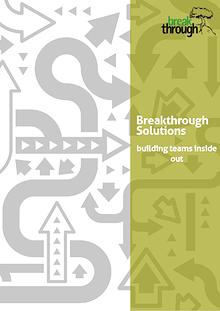 Breakthrough Solutions