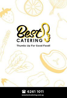 Best Catering Brochure