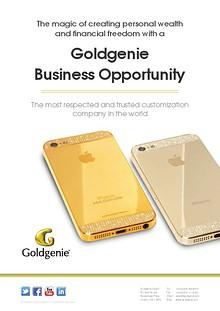 Goldgenie Business Opportunity