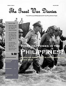world war 2 in the Philippines
