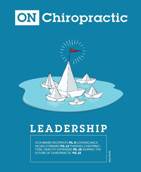 ON Chiropractic Spring 2018