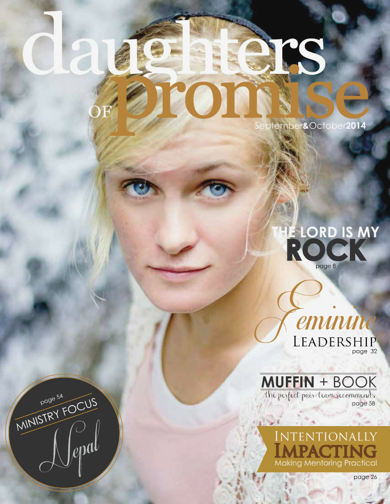 Daughters of Promise September/October 2014