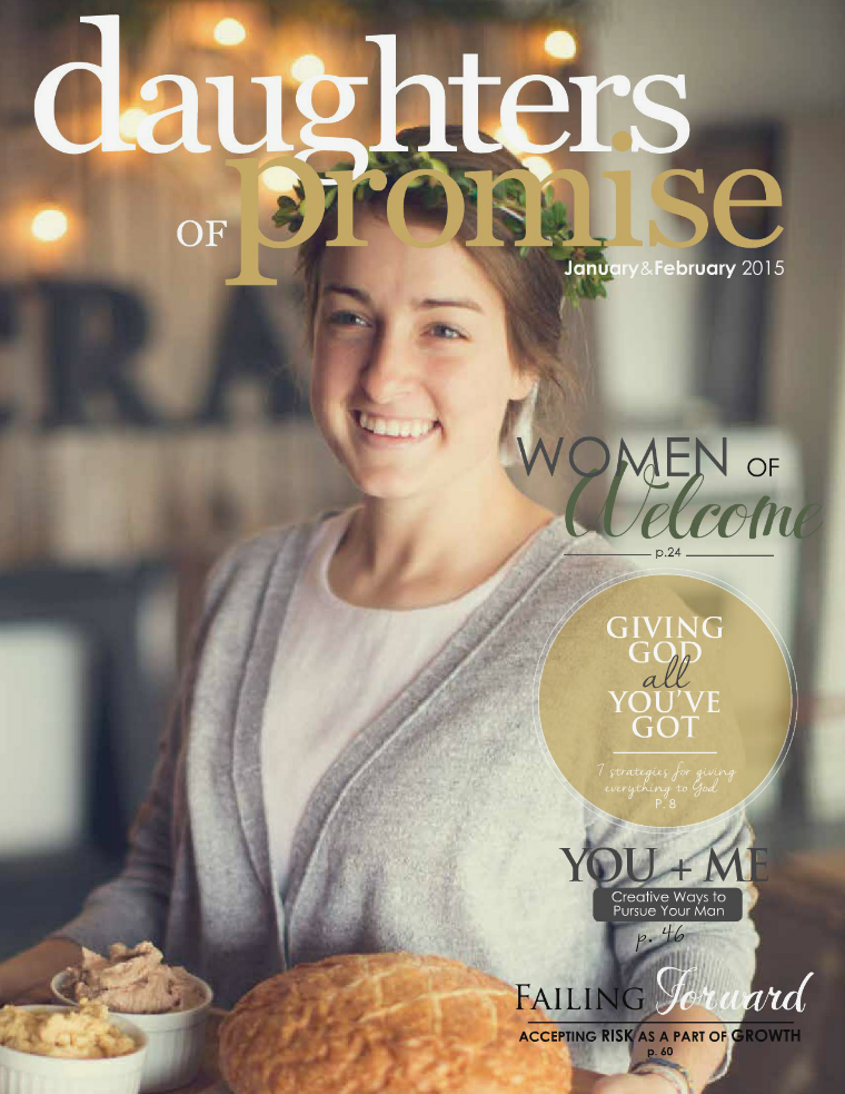 Daughters of Promise January/February 2015