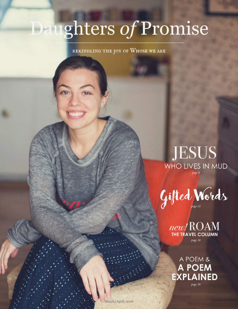 Daughters of Promise March/April 2016