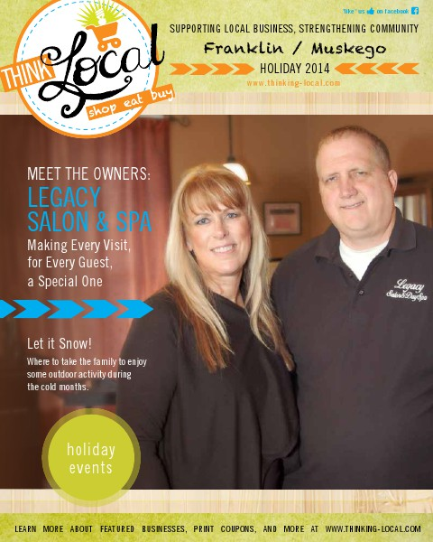THINKlocal Franklin / Muskego - Holiday 2014