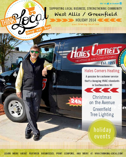 THINKlocal Greenfield / West Allis - Holiday 2014