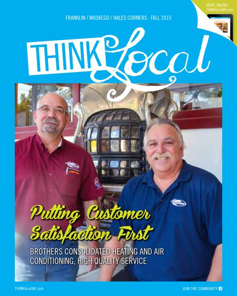 THINKlocal Franklin / Muskego - Fall 15'