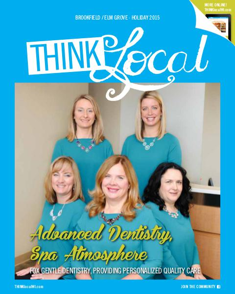 THINKlocal Brookfield / Elm Grove - Holiday 15'