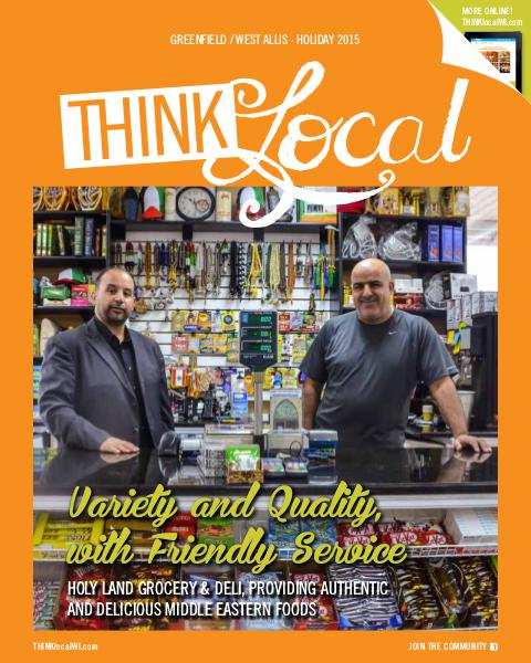 THINKlocal West Allis / Greenfield - Holiday 15'