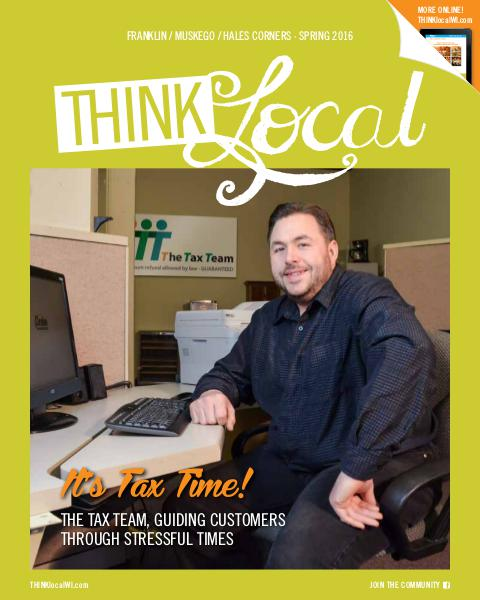THINKlocal Franklin / Muskego / Hales Corners - Spring 16'
