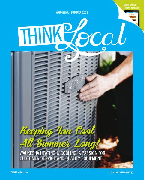 THINKlocal Waukesha - Summer 16'