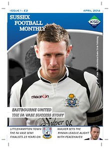 Sussex Football Monthly