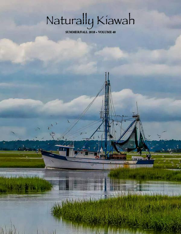 Naturally Kiawah Magazine Volume 40