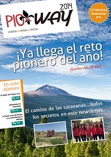 Pioway 2014 #Marcatucamino