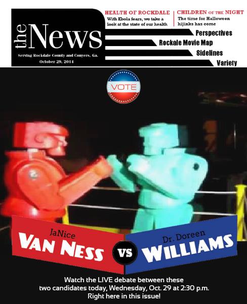 The Rockdale News Rockdale News Digital Edition October 29, 2014