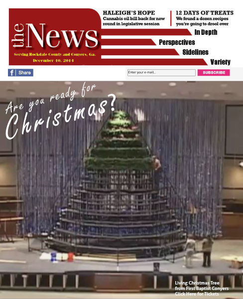 The Rockdale News Rockdale News Digital Edition, December10, 2014