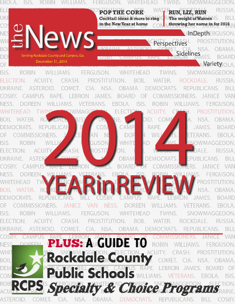 The Rockdale News Rockdale News Digital Edition December 31, 2014