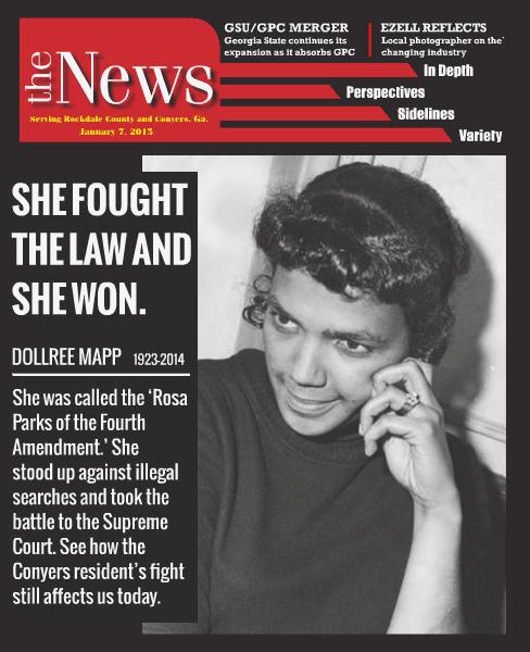 The Rockdale News Rockdale News Digital Edition January 7, 2015