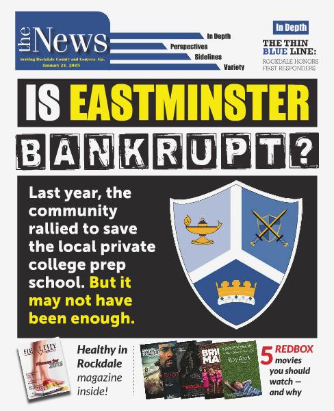 The Rockdale News Rockdale News Digital Edition January 21, 2015