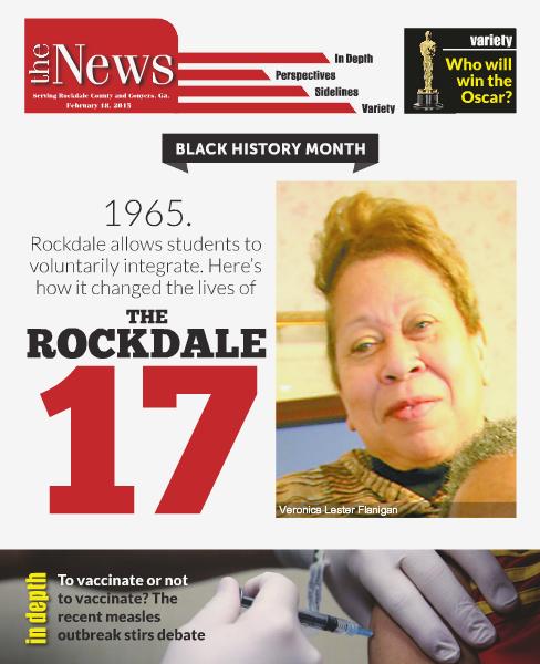 The Rockdale News Digital Edition February 18, 2015