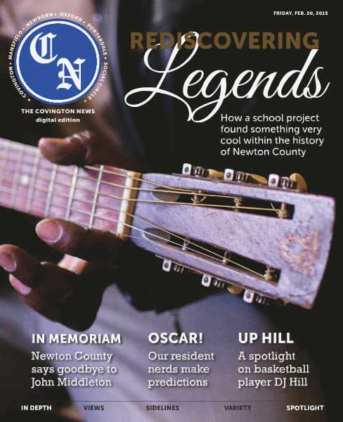 The Covington Digital News Digital Edition February 20, 2015